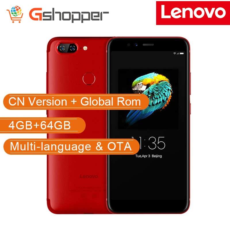 Global Firmware Lenovo S5 K520 ZUI 4G LTE 5 7 QHD 18 9 Mobile Phone Snapdragon