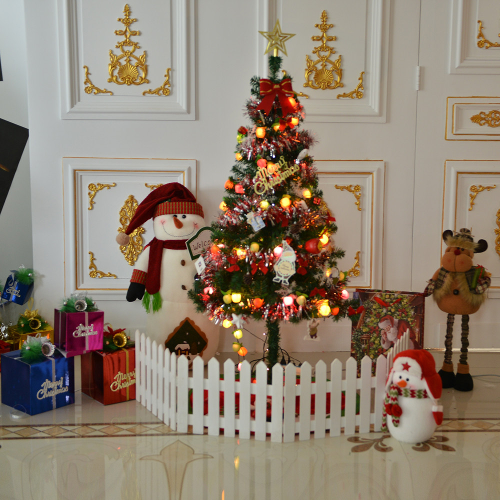 New Year Christmas Decorations For Home Outdoor Christmas