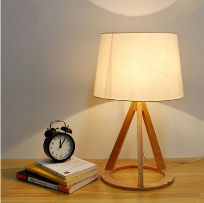 Log Lamps / Creative Home Gift Selection / Exhibition Hall Wood Table Lamp  / Factory Wholesale