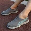 2016 новинка женщин свободного покроя обувь, Дешевые прогулки мужская квартиры обувь мужчины дышащий Zapatillas свободного покроя размер 5.5 - 9.5