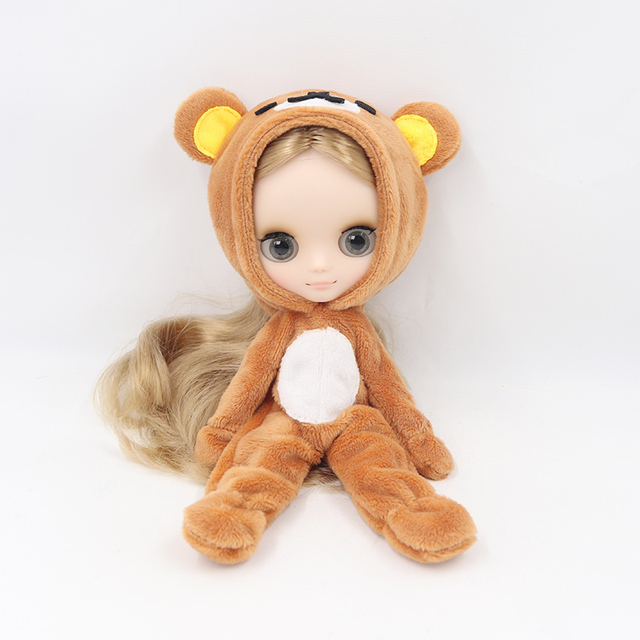 Middie Blythe Doll Bear Suit
