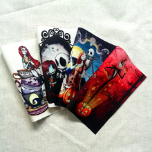 Telas Patchwork Canvas-Fabric Christmas-Horror Nightmare for Patchwork/Craft/bag/decoration