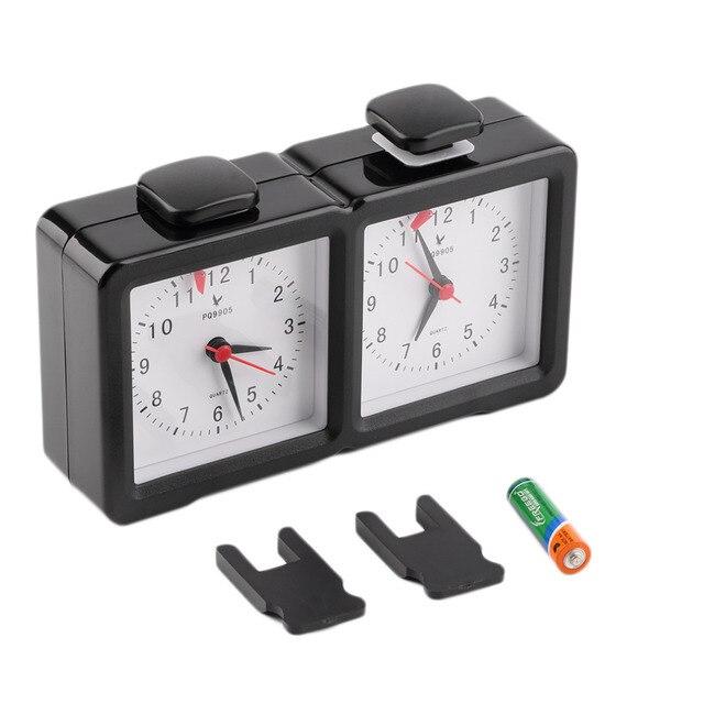 cc7b78a51ad Profissional Digital Compacta Contagem Up Down Temporizador Relógio de Xadrez  Jogo De Tabuleiro Eletrônico Bonus Concurso