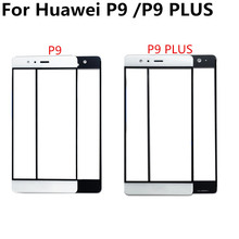 For Huawei P9 P9 PLUS P9 lite Touch Screen Glass Digitizer Sensor Touchpad Replacement Front Glass Touch Panel Touch Sensor touch glass touch screen panel new protect flim for 2711p t7c6a6 panelview plus 700