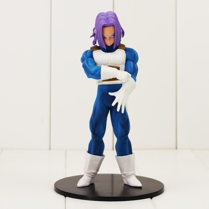 18cm Trunks Dragon Ball Figure Model Toy Hot Japanese Anime Action Figure Toy Dragonball Trunks PVC Figure Model Toy