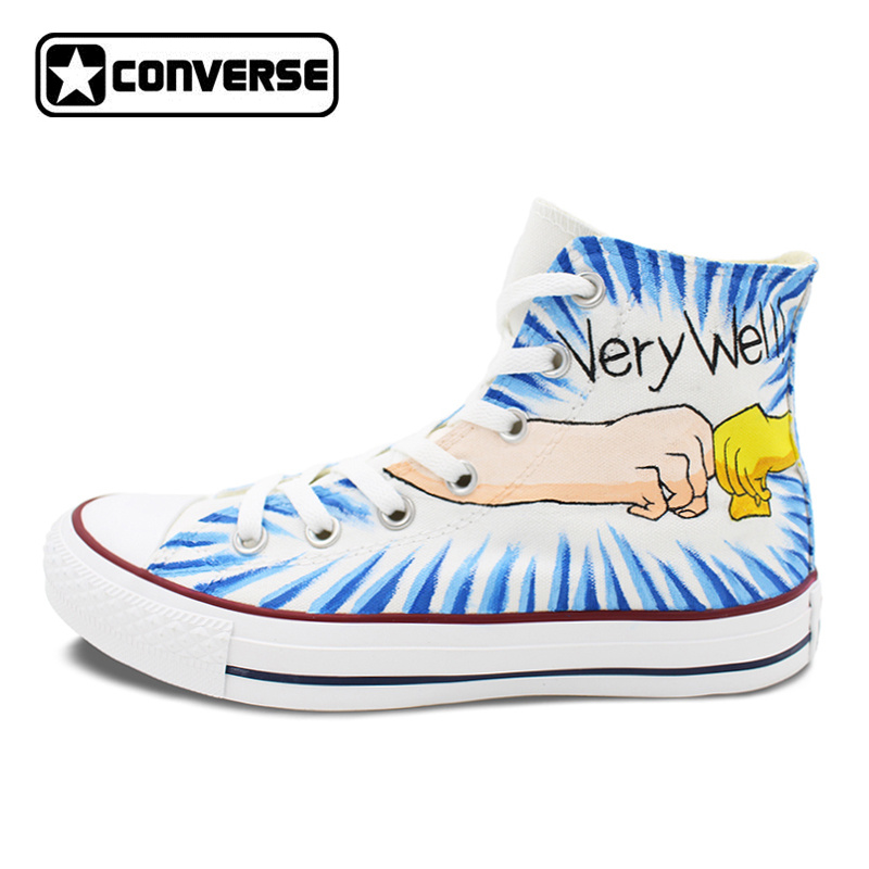 Men Women Converse Chuck Taylor Adventure Time Jake Finn Design Hand Painted Shoes Boys Girls High Top Canvas Sneakers Gifts men women converse puerto rico flag hand painted artwork high top canvas shoes unique sneakers