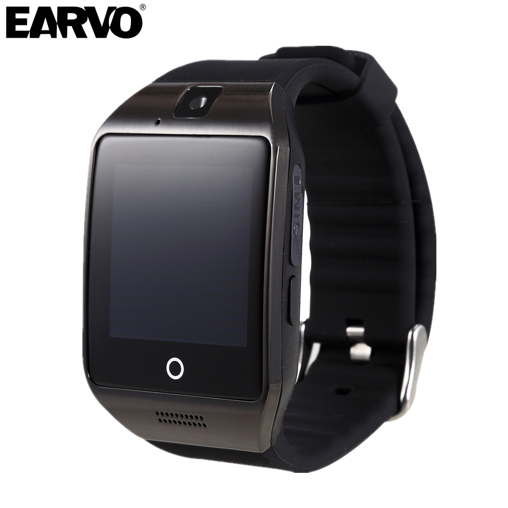 imágenes para Apro 8 GB de Memoria de la Tarjeta SIM Original y Bluetooth Elegante Pulsera Reloj Salud Fitness Reloj Teléfono Inteligente para Android iOS Smartwatch