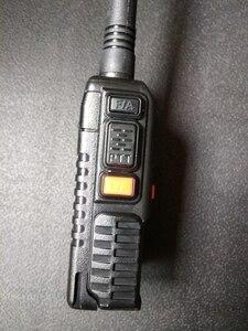 Image 3 - 2 Stuks Baofeng Uv 3R Plus Walkie Talkie Dual Band Twee Manier Radio Hf Transceiver Uv 3r Handige Ham Radio voor Jacht Pofung UV3R +