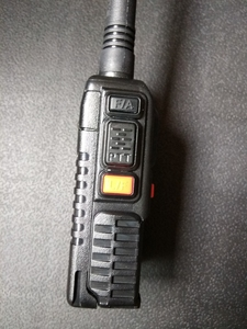 Image 3 - 2pcs Baofeng UV 3R 플러스 워키 토키 듀얼 밴드 양방향 라디오 HF 송수신기 uv 3r 핸디 햄 라디오 사냥 Pofung UV3R +
