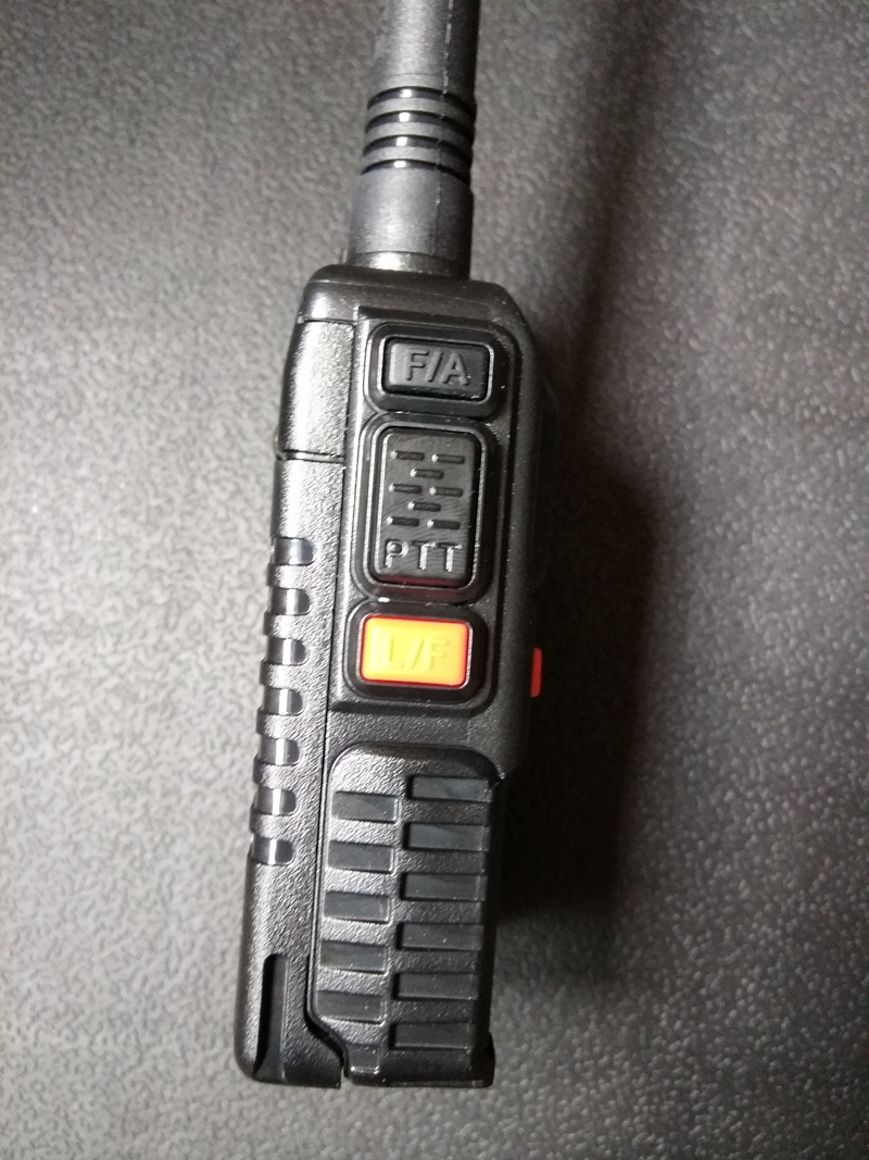 Image 3 - 2pcs Baofeng UV 3R plus walkie talkie Dual Band Two Way Radio HF Transceiver uv 3r Handy Ham Radio For Hunting Pofung UV3R+-in Walkie Talkie from Cellphones & Telecommunications