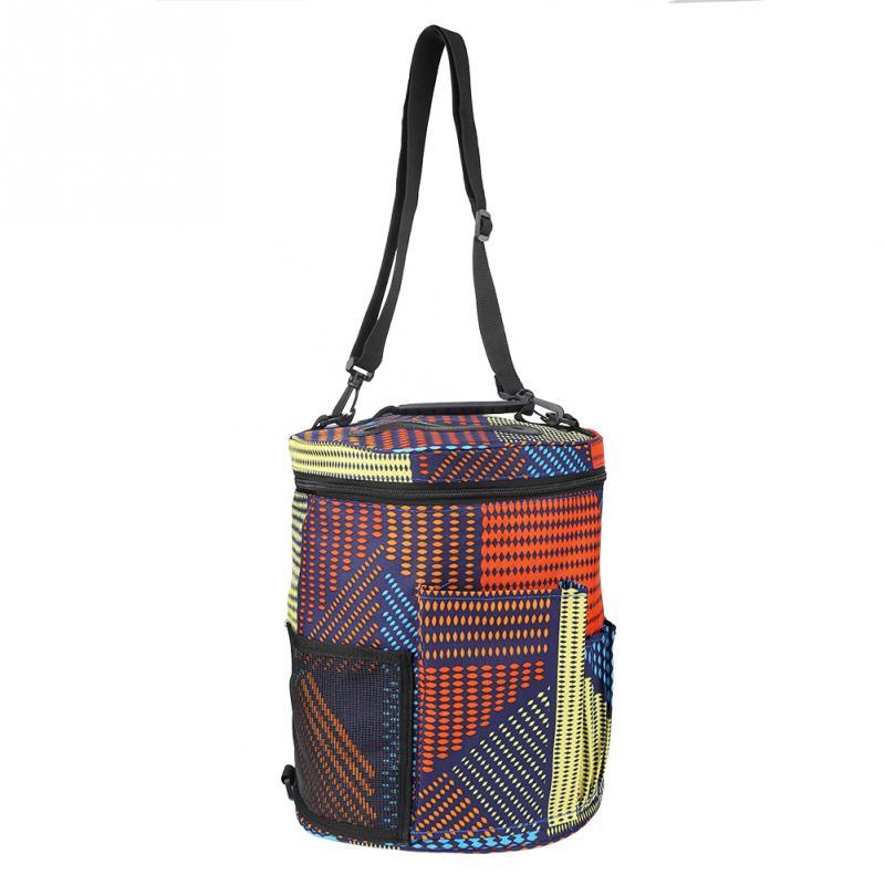 Ukuran Besar Silinder Tas Penyimpanan Benang Rajut Wol Crochet Alat Organizer Untuk Wadah Merajut Alat Benang Dan Benang Toko Diy Penyimpanan Pakaian Menjahit Aliexpress