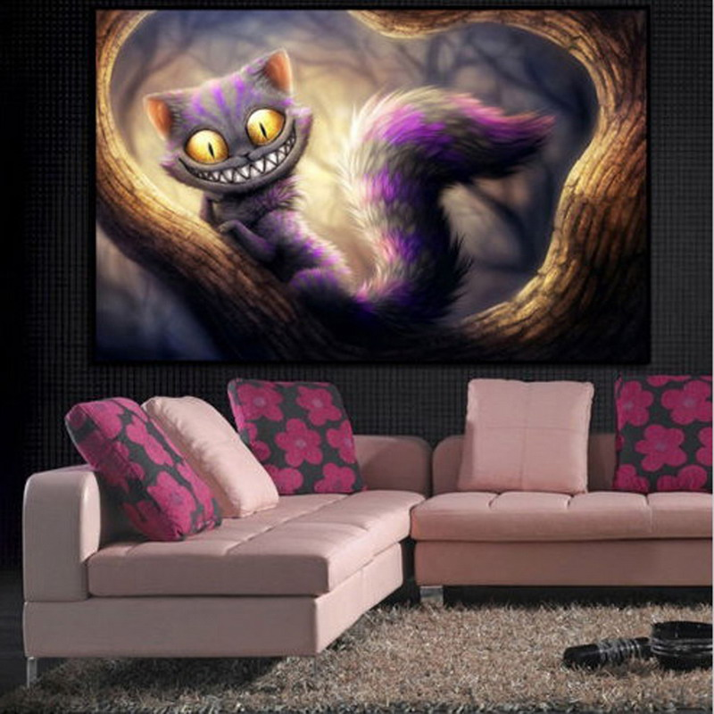 5D DIY Diamond Embroidery  Cat Diamond Painting Cross Stitch Home Decor Best Quality Add Unique style to your home