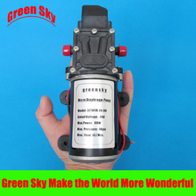 6L/Min. 8m range 24V DC 80W sprayer,medical,chemical equipment,lawn and garden use high pressure water pump стоимость