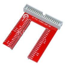 Free shipping! GPIO raspberry pie U model, adapter plate V2 for raspberry PI B+, bread board expansion board