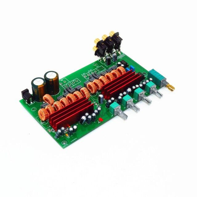Tpa3116 5 1 6 Channel Stereo Audio Amplifier Board Bass100wx1 50wx5