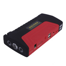 68000ma 12v Multifunctional Portable Cars Auto Emergency Start Car Jump Starter Power Bank With Three Lights Engine Booster