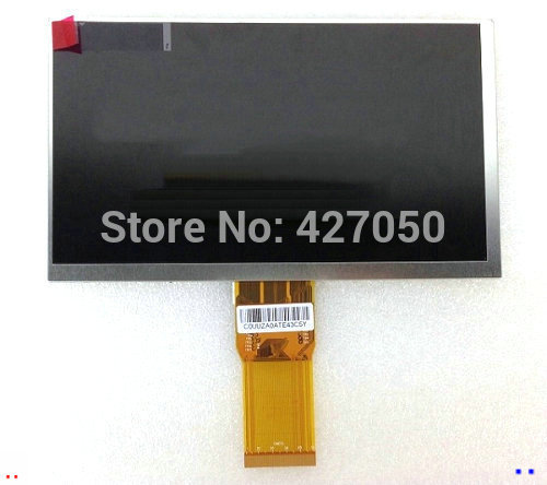LCD Display 7 Wexler.Tab 7b TABLET CPT7D37DB XC070XY 1024*600 TFT LCD Screen Matrix Panel Lens Viewing Module Free Shipping fpc80031n lcd display matrix 8inch for teclast x80 tablet 1024 600 tft lcd screen replacement free shipping