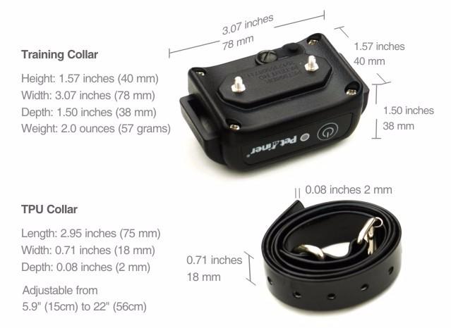 7th Dog Shock Collar PET998DBB