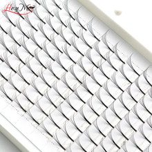 e289501658c HeyMe 5D Lashes Russian Volume Eyelashes Extension Short Stem Pre made Fans  Lash Eyelash Individual Extensions for professionals