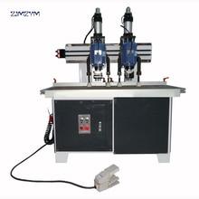 MZ73032 вертикальная двойная подкладка шарнирный сверлильный станок Максимальная отверстие диаметром 50 мм 0,6-0.8MPa давление воздуха, сверлильный станок 380 В
