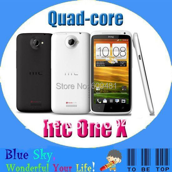 Swiss post free shipping Refurbished HTC G23 quad core mobile phone HTC ONE X  S720e original