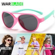 58c95ad9f64 Brand Quality Kids Sunglasses Polarized Baby Boy Girls TR90 Sun Glasses  Child Pilot Sunglass Oculos Shades