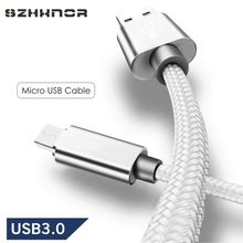 USB Micro Usb 1 M Kabel Sync Data Line Micro USB Charger untuk Lenovo Tab 4 10 8 PLUS Netbook Zoji z8 Z7 Nomu S10 Pro S20 S30 Mini(China)