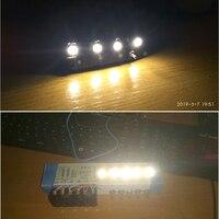 led warm 20pcs High Power LED 1 W Ultra Bright High Power  Warm White LED Beads (5)