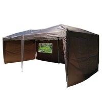 10'X20'EZ Pop UP Свадебная вечеринка палатка складной тент шатер навес Heavy Duty/чехол для переноски