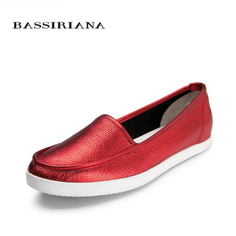 BASSIRIANA - натуральная кожа, супер-мягкая подошва, уплотненная стелька, удобные женские мокасаны на плоской подошве, стильные лоферы на каждый ...