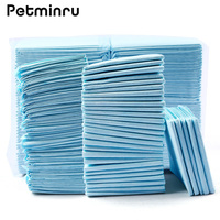 Pet Dog Diapers Super Absorbent Diaper Thickening Deodorant Urine Pad Diapers Toilet Articles