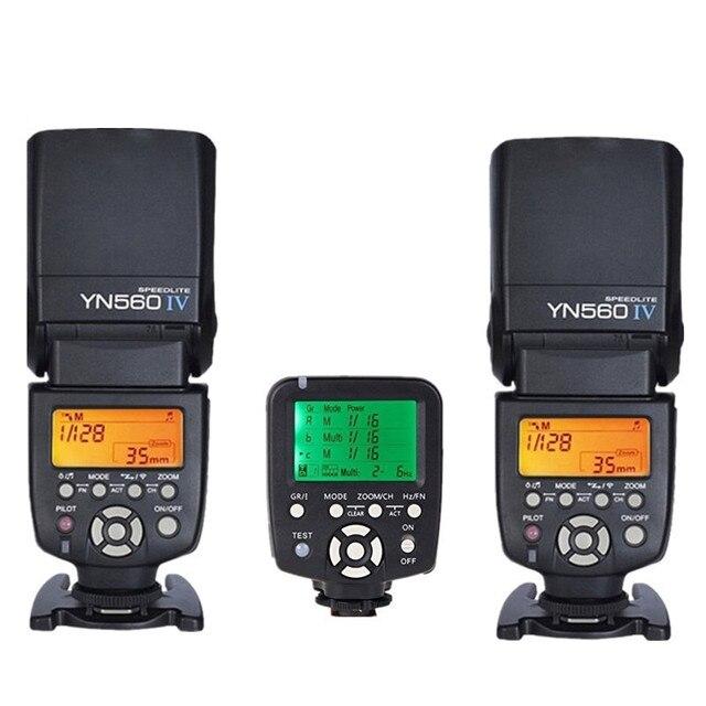 Yongnuo YN-560 IV YN560IV Flash Speedlites 2.4GHZ master