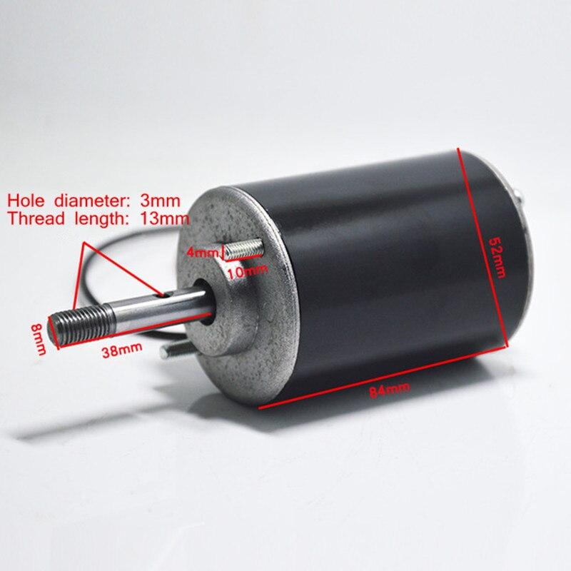 3420 12V DC Motor 3500rpm Threaded Shaft Reversible High Speed Motor 24v 7000rpm marshmallow motor DIY part3420 12V DC Motor 3500rpm Threaded Shaft Reversible High Speed Motor 24v 7000rpm marshmallow motor DIY part