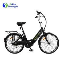 Bicicleta eléctrica de 48v 350w 9 ah batería de litio 2 ruedas para la venta