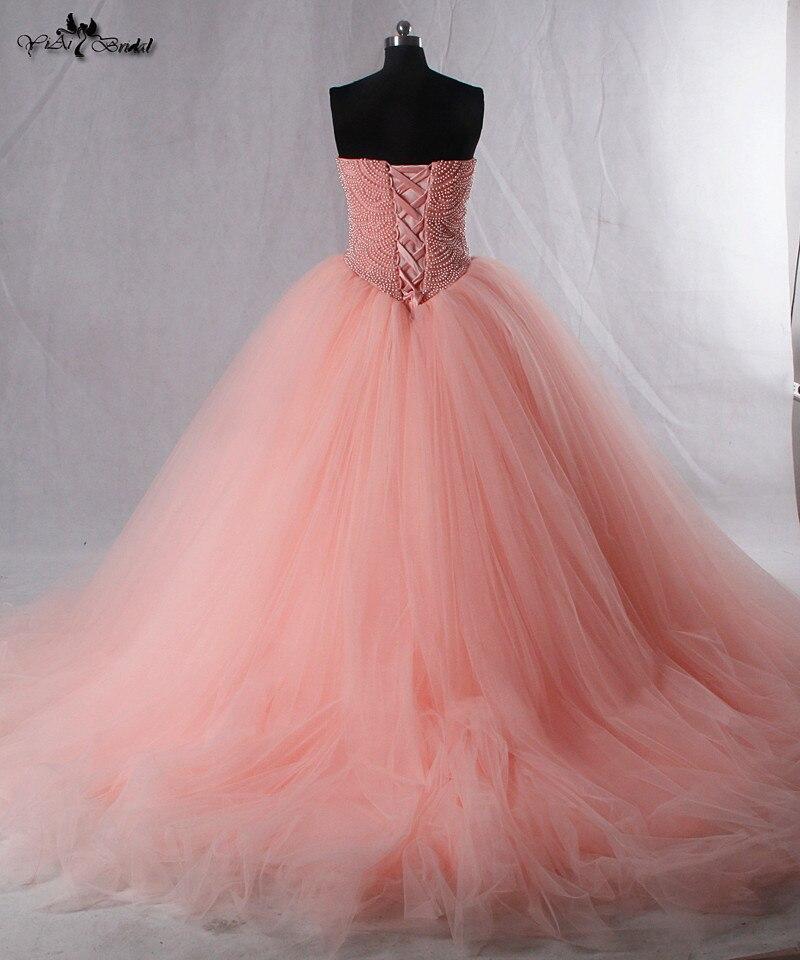 Aliexpress.com: Comprar Rse942 princesa coral Vestidos de ...