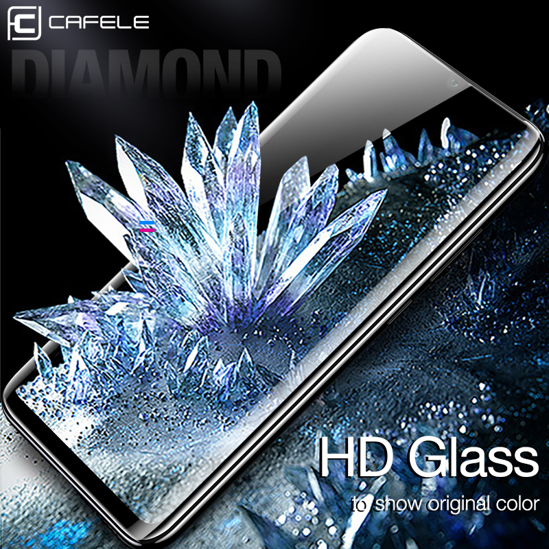 Cafele Full Cover Tempered Glass for Huawei P30 Pro HD Clear Screen Protector for P30 Pro Protection Film for Huawei P30 in Phone Screen Protectors from Cellphones Telecommunications