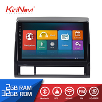 KiriNavi 9 Car Radio Android DVD Touch Display For Toyota Tacoma 2005 2013 Auto Audio GPS MP3 CDR Multimedia Navigation System
