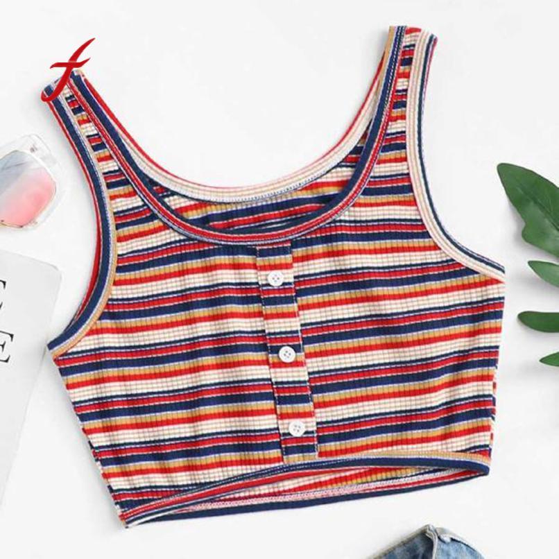 Hot Summer Baby Children Girls Tank Tops Vest Casual Sleeveless Crop T-Shirt