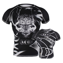 Футболка FTRIF tiger muay thai, Майки для бокса, tiger muay thai, Рашгард mma jiu jitsu, костюм для сауны, Рашгард mma, футболка king