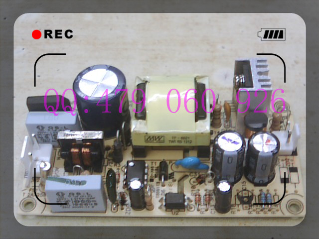 [JIYUAN] Meanwell bare board 15W switching power supply 12V1.25A PS 15 12 3PCS/LOT