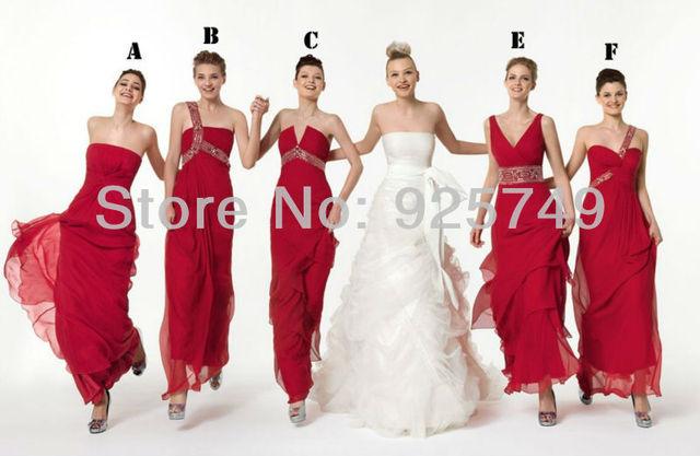 Free Shipping Sexy Sweetheart A-Line Floor-LengthOne-Shoulder Chiffon  Purple Silver junior Bridesmaid dresses 2013 New Arriva 25e4b086e102