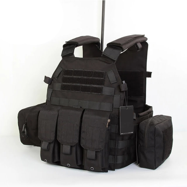 Mens Tactical Vest-in Vests & Waistcoats from Men's Clothing    1
