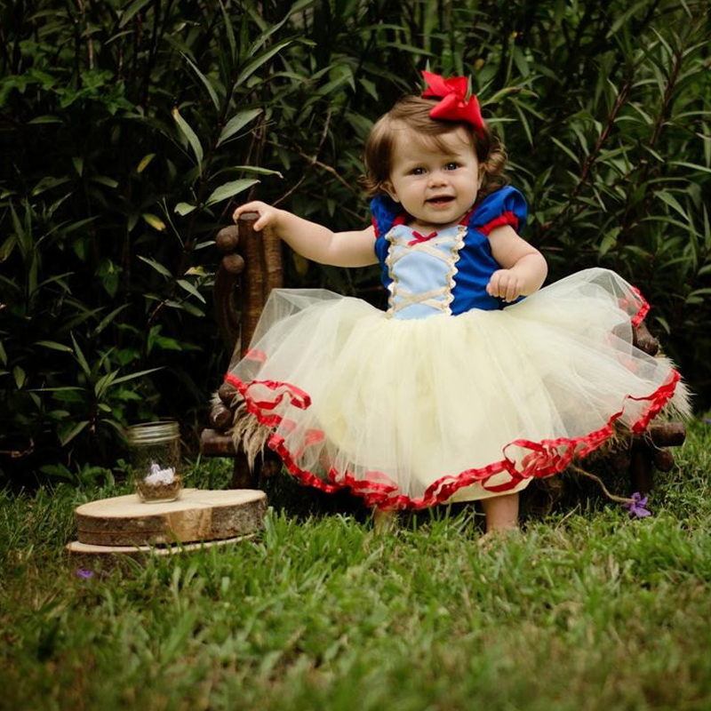 Baby Infant Girls Halloween Outfits Newborn Baby Girl First Birthday Dress  Role-play Party Wear Cosplay ... fe29a8e4000c