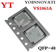 3 шт/лот vs1063a l vs1063 lqfp48 ic