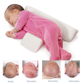 Anti Roll Pillow Sleep Head Positioner