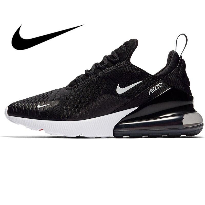 D'origine nouveauté NIKE AIR MAX 270 Hommes chaussures de course de Jogging Sport Sneakers loisirs confortable respirant chaussures AH8050