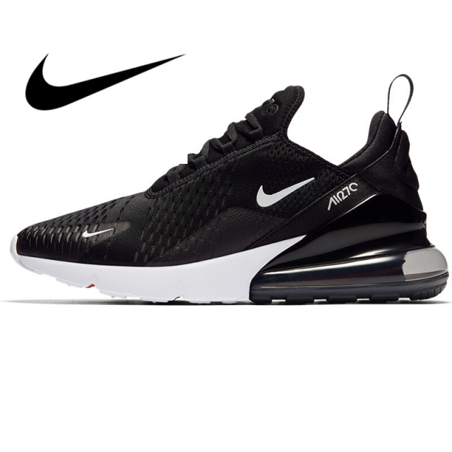 new styles 80b7e a2404 Original New Arrival NIKE AIR MAX 270 Men s Running Shoes Jogging Sports  Sneakers leisure comfortable breathable