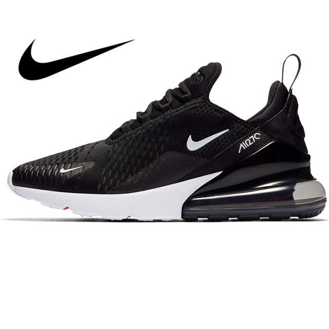 brand new bd789 bfa3c Originale Nuovo Arrivo NIKE AIR MAX 270 uomo Runningg Scarpe Da Jogging  scarpe Da Tennis di