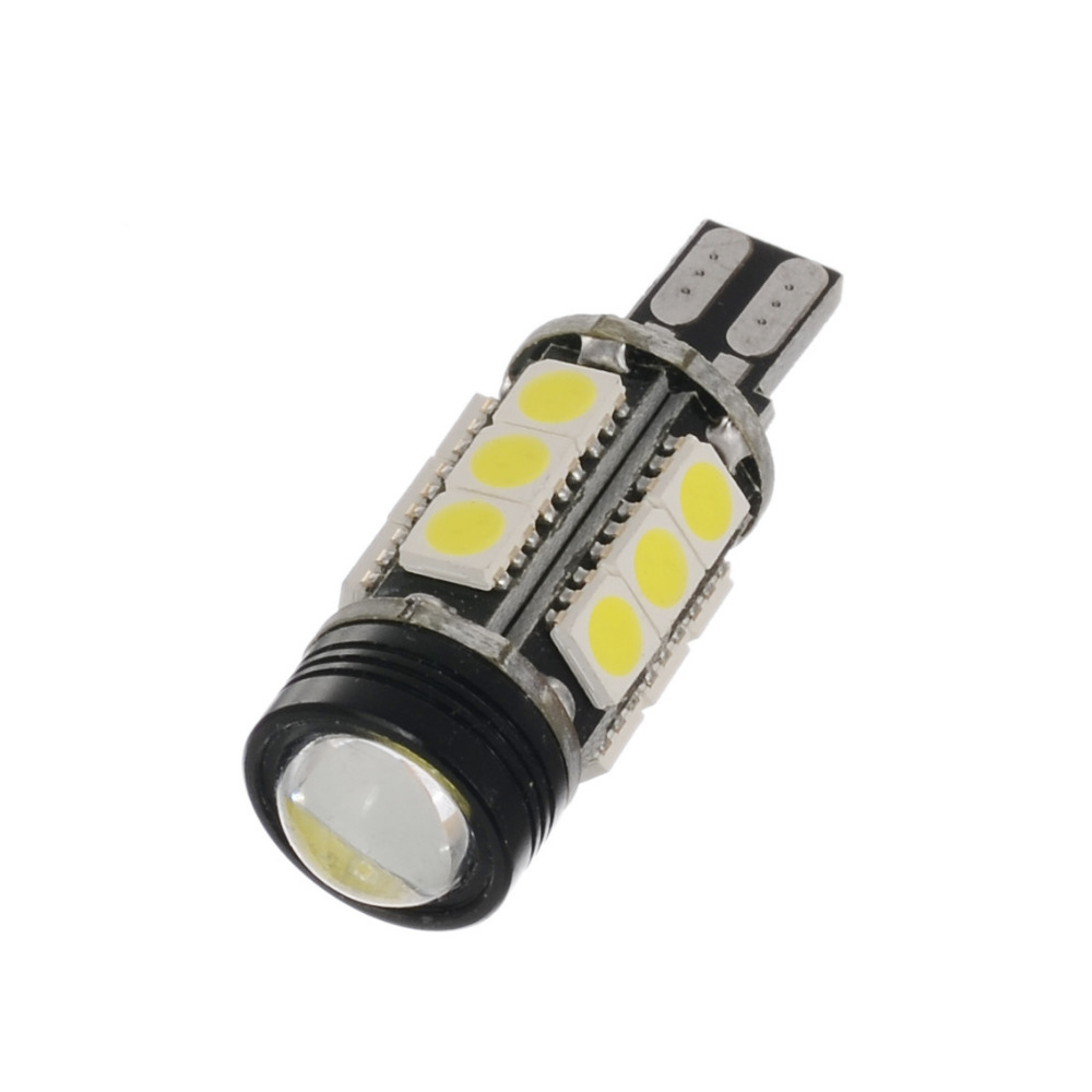 2pcs W16W <font><b>T15</b></font> 5050 15 Smd Reverse Light Turn Signal Light Bulb <font><b>Lamp</b></font> 12v 6000k White 750lm <font><b>Led</b></font> <font><b>Car</b></font> Light Bulb 12v image