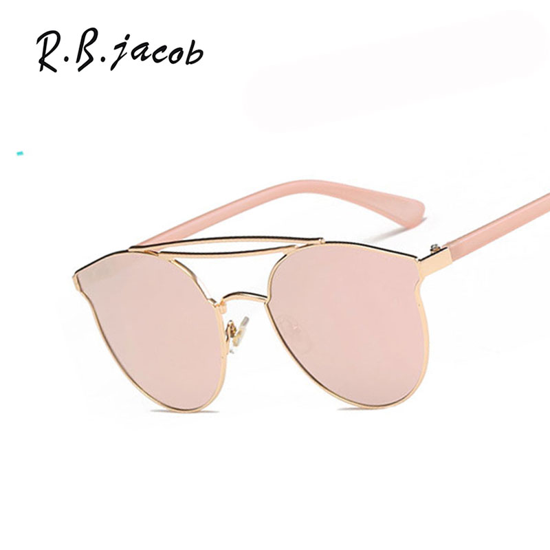 2017 New Fashion Cat Eye Women Sunglasses Fresh Color High Quality Brand Designer Hipster Lady Sun Glasses UV400 Vintage Hot